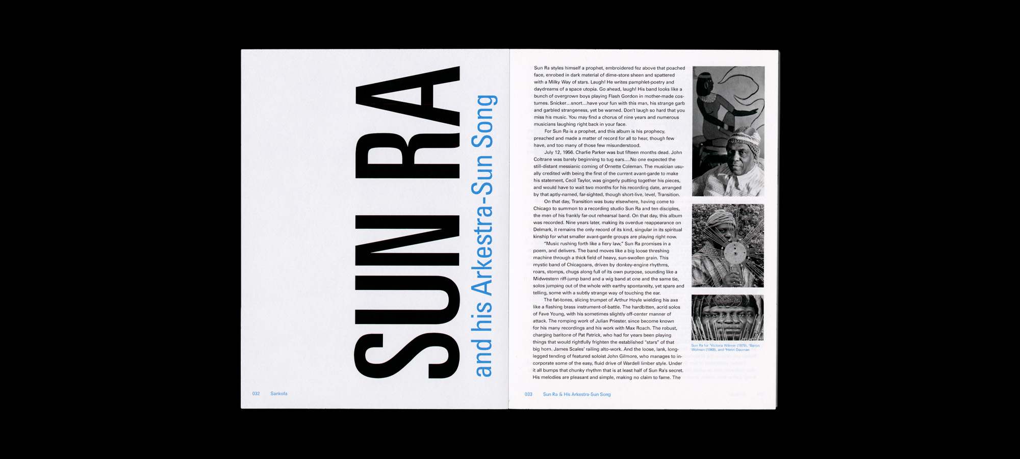 Sankofa Book Spread